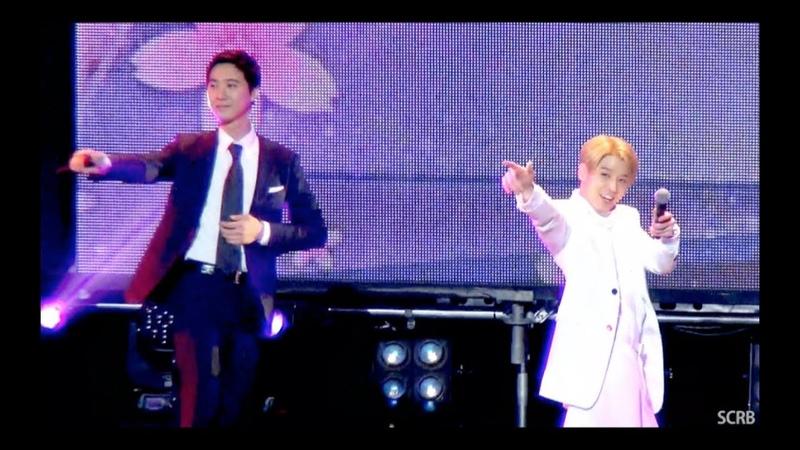 160414 무한도전 게릴라 콘서트 젝스키스 젝키 Sechs Kies 고지용 Ko Ji Yong 강성훈 Kang Sung Hoon 커플