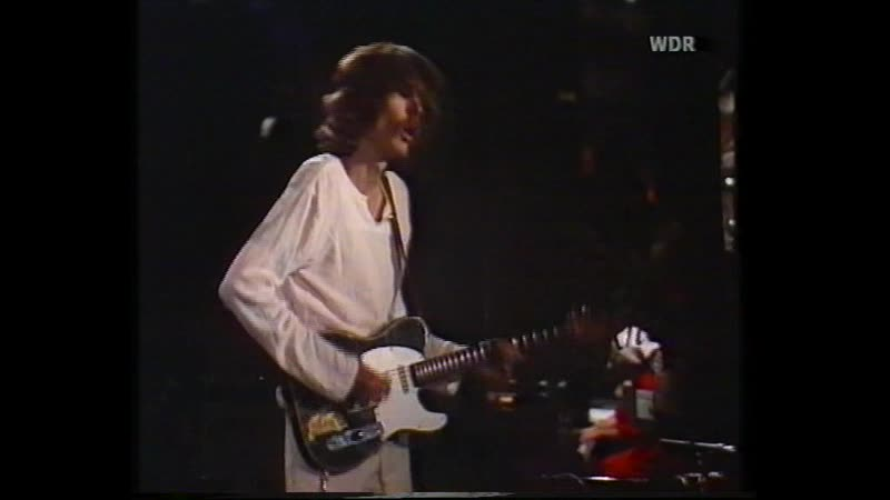 Mallard WDR Studio L 7th September 1976