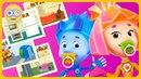 Фиксики Игра для малышей - Симка и Нолик говорят детям про технику, вещи и питомцах на Kids PlayBox