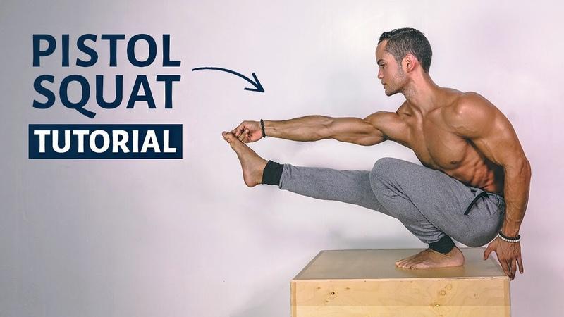 How To Pistol Squat   Calisthenics Routine (Follow Along)