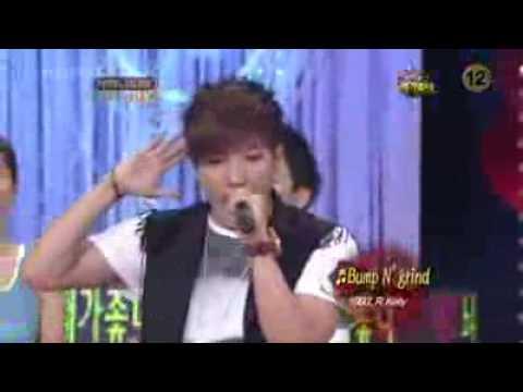JunSu JunHo Bump N grind Battle! We love song 090604 CUT
