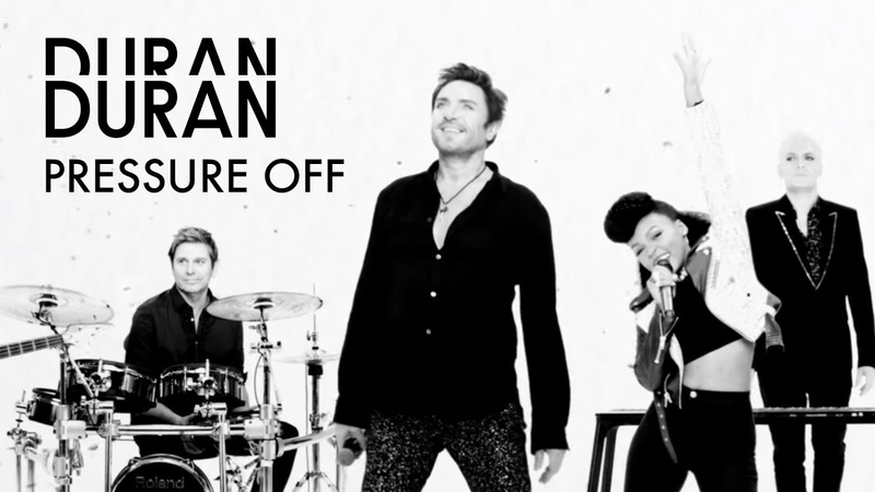 Duran Duran Pressure Off feat Janelle Monáe and Nile Rodgers Official Music Video