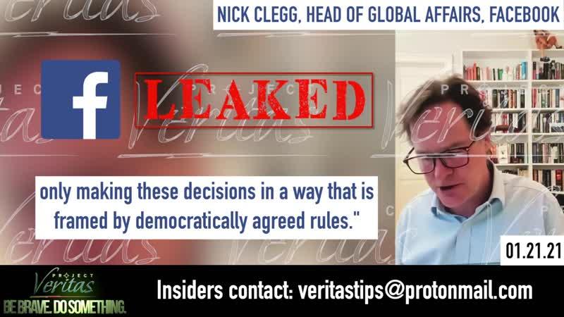 Nick Clegg Doorstop