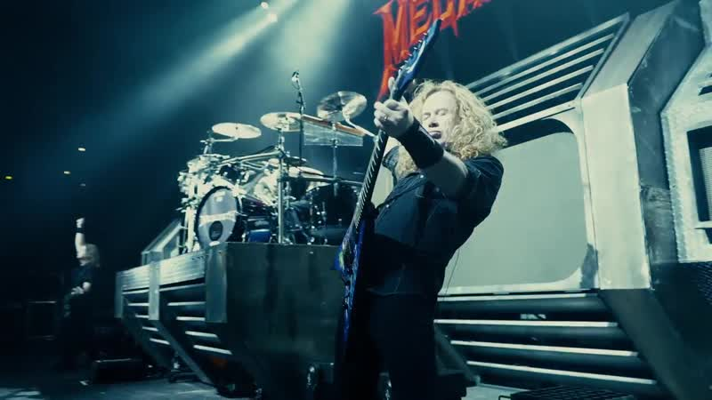 Megadeth Conquer Or Die