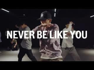 1Million Dance Studio Flume - Never Be Like You / Woomin Jang Choreography