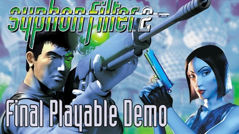 Syphon Filter 2 Final Playable Demo
