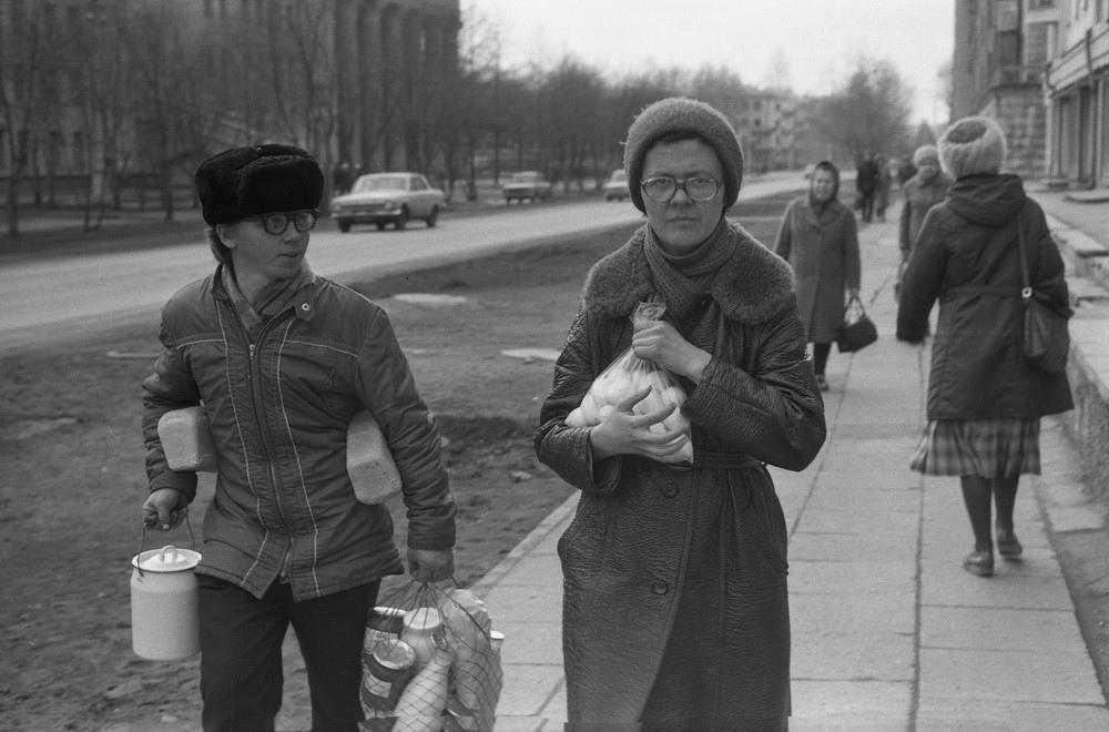 Вспомним СССР? Обыденная жизнь в Советском Союзе на одном фото