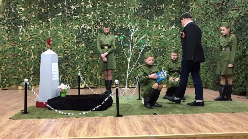 Емельяновский СДК театральный коллектив «Теремок» автор Ирина Пашинская, пьеса «А зори здесь тихие...»