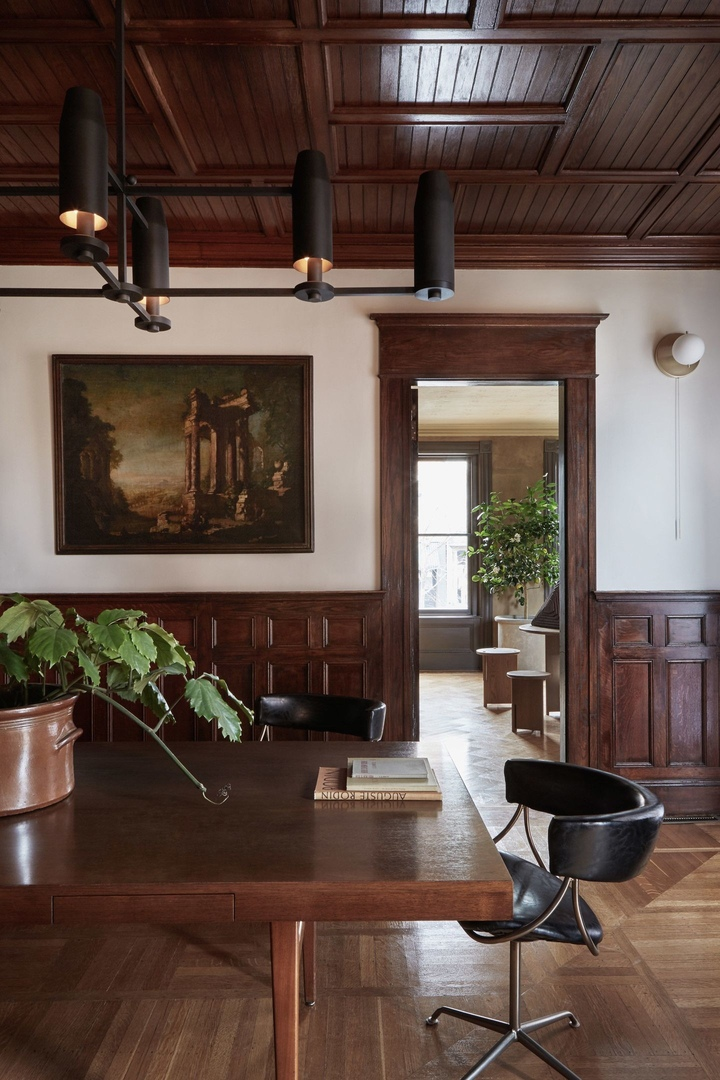 Workstead turns historic Upstate New York house into showroom