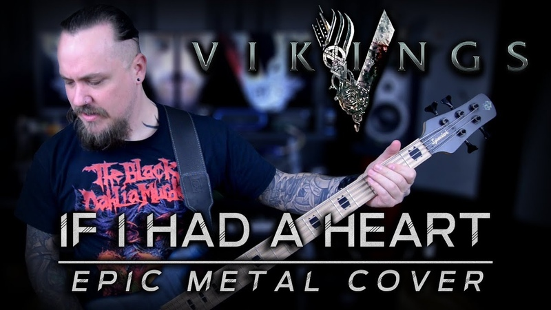 Vikings - If I Had a Heart (Epic Metal Cover by Skar Productions)