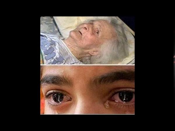 Po smrti otca umiestnil syn svoju matku do domova dôchodcov a z času na čas ju navštívil
