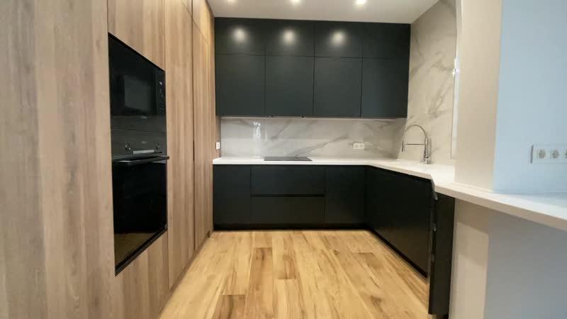 Кухня в современном стиле Verlion