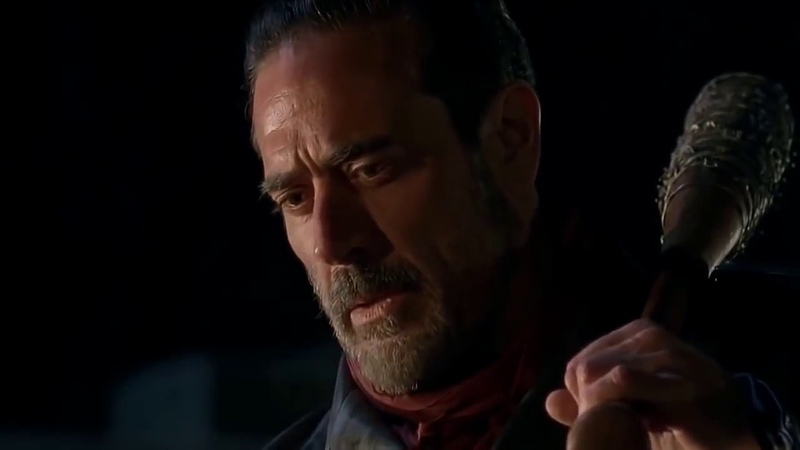 Negan's speech UNCENSORED