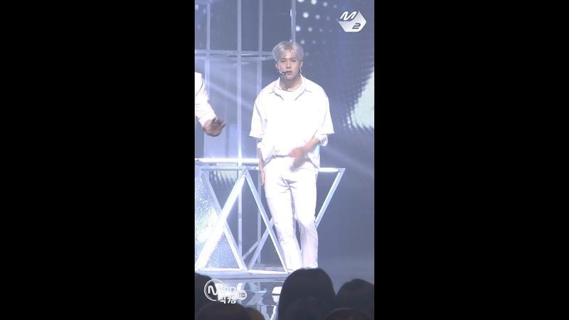 [MPD직캠] 몬스타엑스 주헌 직캠 SHINE FOREVER (MONSTA X JU HEON FanCam) | @MCOUNTDOWN_2017.6.22