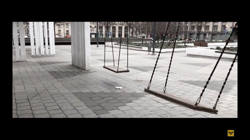 COVID 19 уже в Москве Город вымер Где все люди Когда закончится карантин Пустая Москва